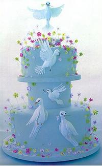 Rachel Bailey Cake Artist : bookofjoe: September 5, 2006