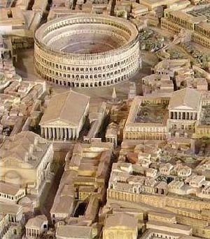 Rome Reborn will be updated as