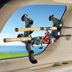 Fishing rod holder inside suv 2018 dodge reviews for Suv fishing rod holder