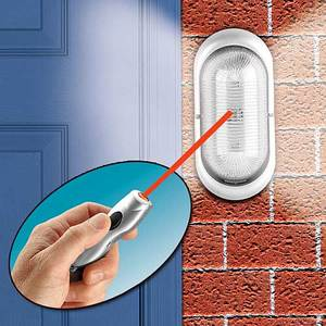 Remote Control Exterior Light Wireless Outdoor Switch Unique