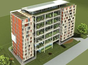 bookofjoe: New Chinese apartment tower incorporates ...