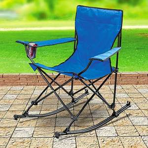 Collapsible Portable Rocking Chair