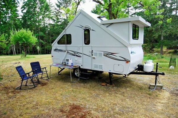Luxury New Trailer Modeled After 1947 Cabin Car  Good Old RVs