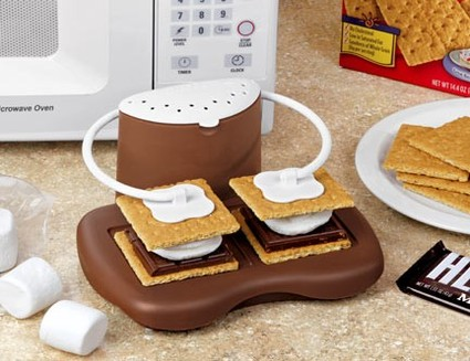 Microwave S Mores Maker