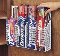 bookofjoe: Concealed Kitchen Wrap Door Holster