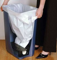 Stealth Trash Bag Dispenser