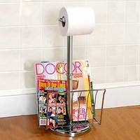 Toilet Roll Holder With Magazine Rack bookofjoe Toilet Paper Holder Magazine Rack 35